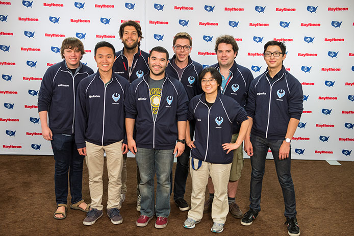 The University of California, Berkeley Bears placed second in the 2015 National Collegiate Cyber Defense Competition.